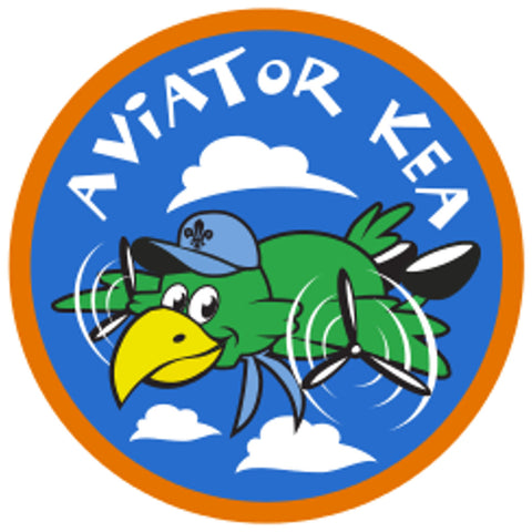 KEA BADGE - AVIATOR KEA