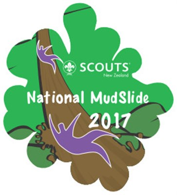 EVENT BADGE - NATIONAL MUDSLIDE 2017