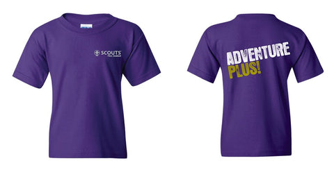 ADVENTURE PLUS T-SHIRT
