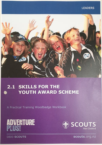 LEADERS - A PRACTICAL TRAINING WOODBADGE WORKBOOK