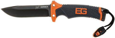 BEAR GRYLLS ULTIMATE FINE EDGE KNIFE - FIXED BLADE