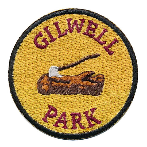 BLANKET PATCH - GILWELL PARK - round