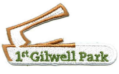 BLANKET PATCH - 1ST GILWELL PARK