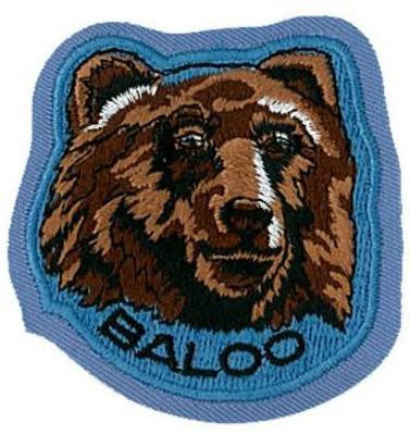 BLANKET PATCH - BALOO