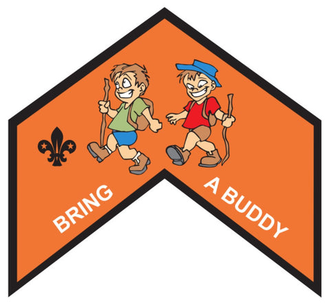 BLANKET PATCH - BRING A BUDDY