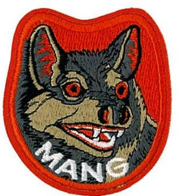 BLANKET PATCH - MANG