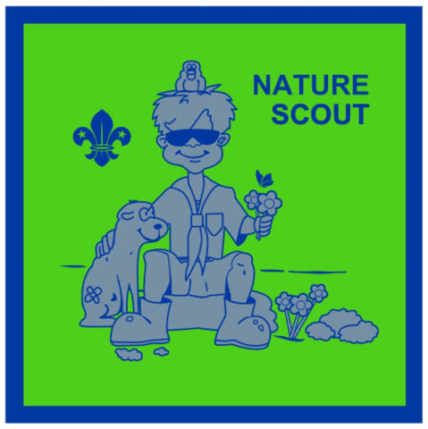 BLANKET PATCH - NATURE SCOUT
