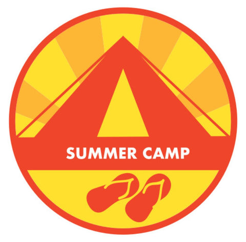 BLANKET PATCH - SUMMER CAMP