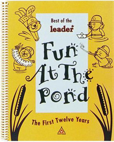 BOOK - BEST OF THE LEADER, FUN AT THE POND