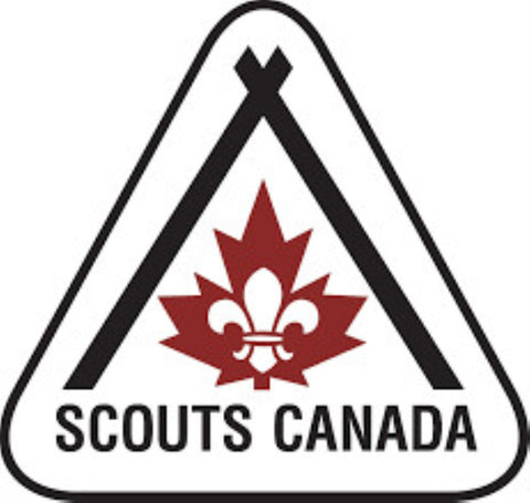 BLANKET PATCH - SCOUTS CANADA LOGO