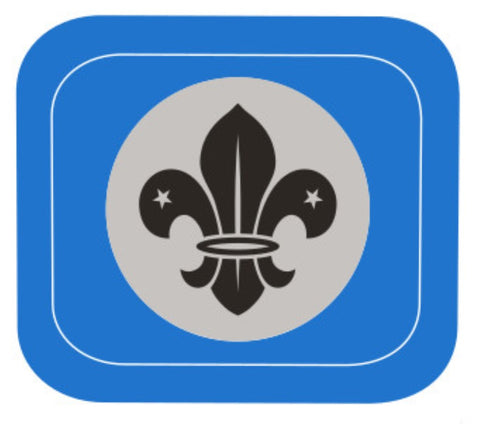 CHIEF SCOUT COMMENDATION BADGE - RESTRICTED