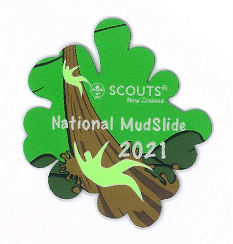 EVENT BADGE - NATIONAL MUDSLIDE 2021