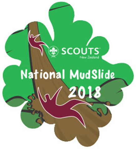 EVENT BADGE - NATIONAL MUDSLIDE 2018