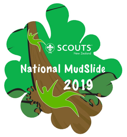 EVENT BADGE - NATIONAL MUDSLIDE 2019