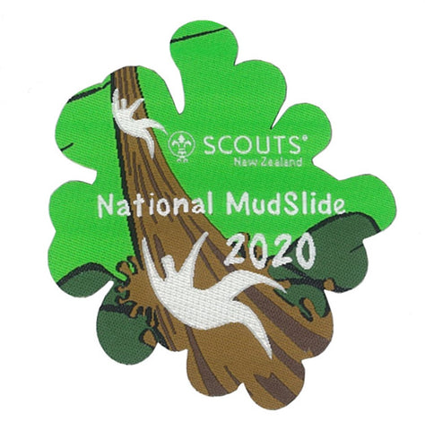 EVENT BADGE - NATIONAL MUDSLIDE 2020