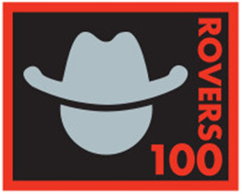 EVENT BADGE - ROVERS 100 BARNDANCE