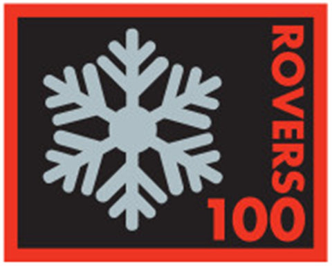 EVENT BADGE - ROVERS 100 TIMARU BALL