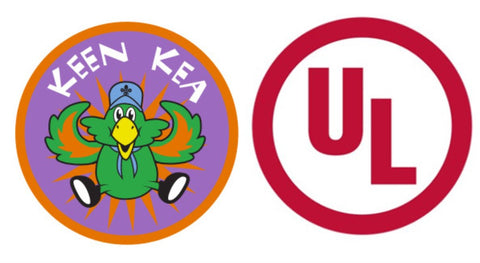 KEA BADGE - KEEN KEA