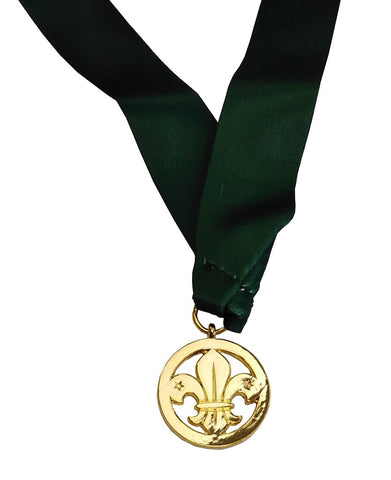 MEDAL OF MERIT - MEDAL ON RIBBON - RESTRICTED