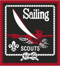 BLANKET PATCH - SAILING SCOUTS