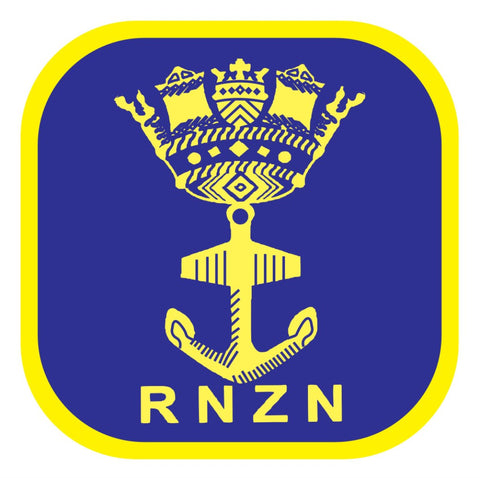 NAVAL RECOGNITION BADGE - RESTRICTED