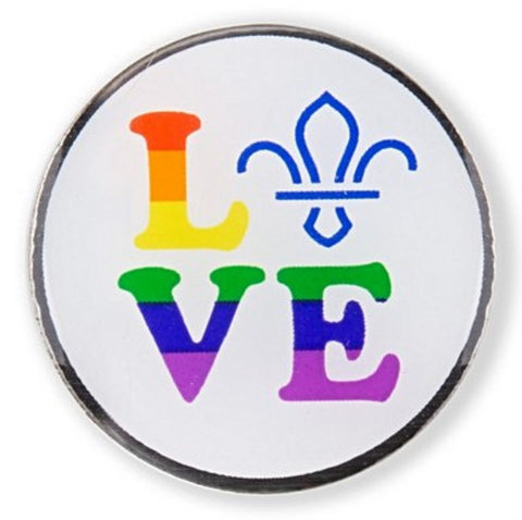 PIN - LOVE PRIDE