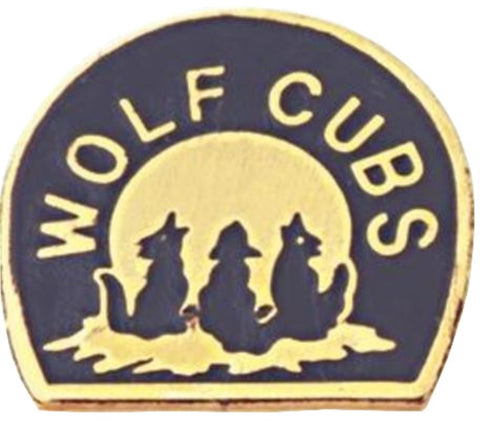 PIN - WOLF CUBS
