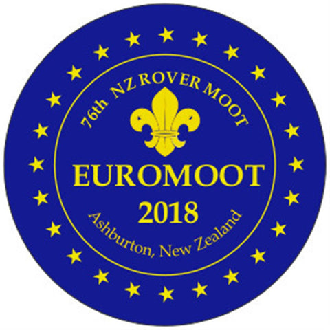 BLANKET PATCH - EUROMOOT 2018