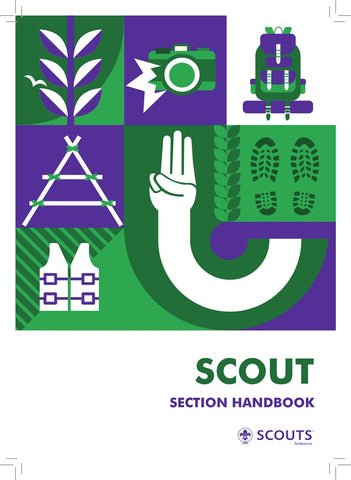 SCOUT SECTION HANDBOOK