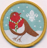 BLANKET PATCH - ASSORTED CHRISTMAS DESIGN