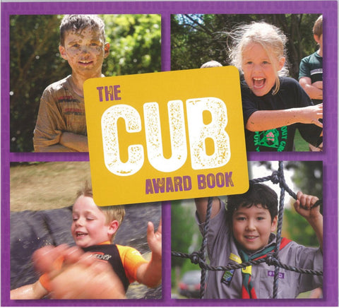 THE CUB AWARD BOOK