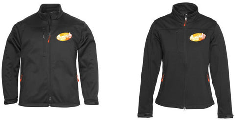 VENTURE ILLUMINATE 2019 SOFT SHELL JACKET - RESTRICTED