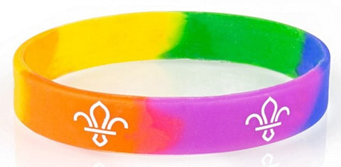 WRISTBAND - LOVE PRIDE