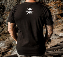 "T-shirt ""Steppenwolf"" Black"