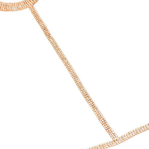 WOO LOO FASHION-Diva Body Chain
