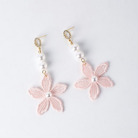 Sakura Earrings