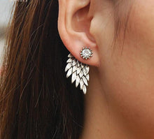 WOO LOO FASHION-Angel Wings Stud Earrings