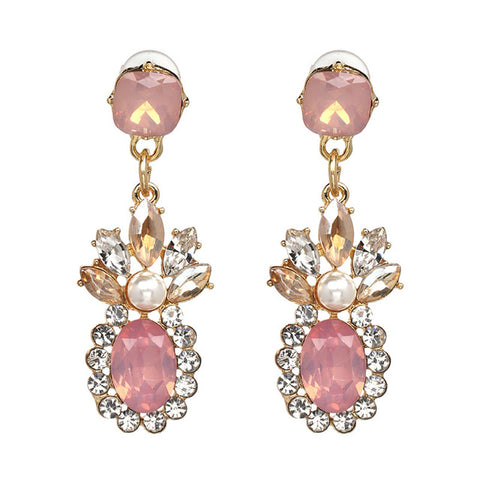Rerrie Crystal Drop Earrings