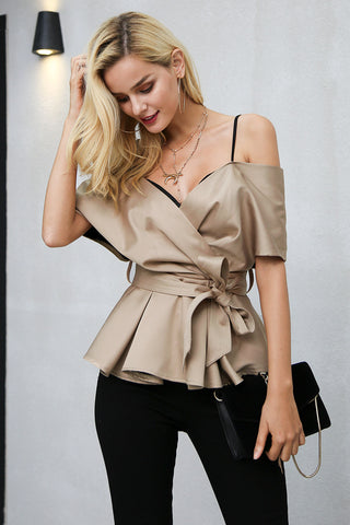 Misha Off Shoulder Blouse