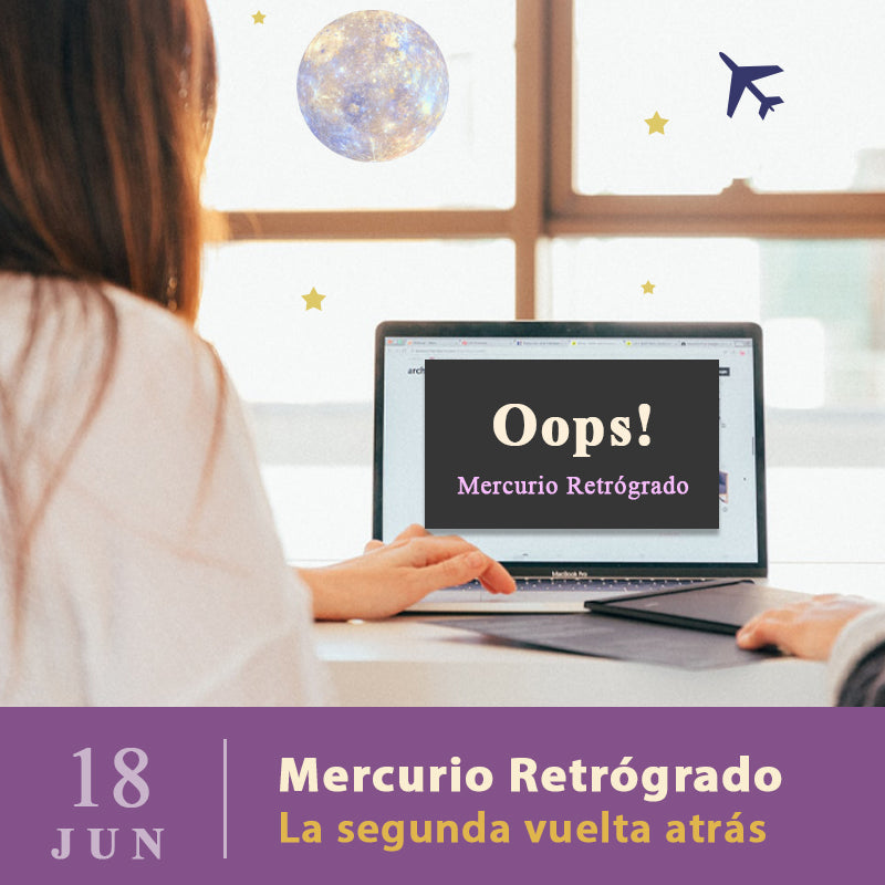 Mercurio Retrógrado en Cancer Junio 2020
