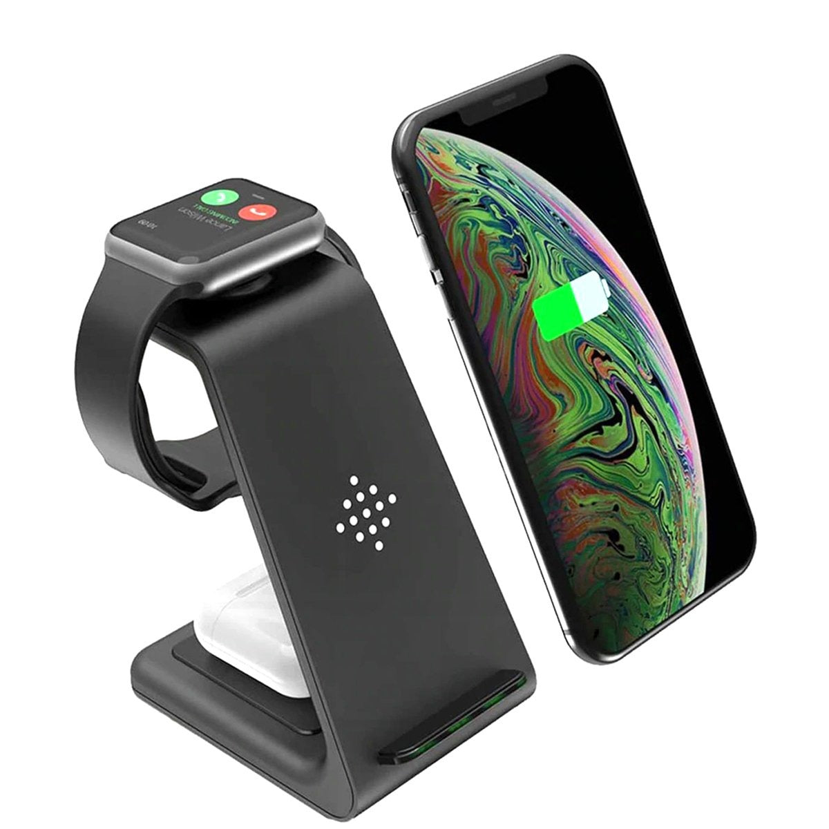 LUX Shark 3 in 1 Wireless Charger