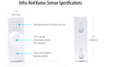 Wireless Sensor Tag PIR KumoSensor