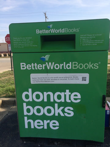 goodnight magic garden books donated to better world books