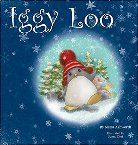 Iggy Loo (Written by Maria Ashworth; Illustrated by Sunny Choi)
