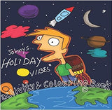 Johny's holiday vibes activity and coloring book (by Sanghamitra Dasgupta)
