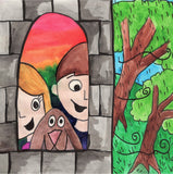 The Magic Rainbow Hug (Written by Janet A. Courtney PhD)