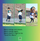 Marco and I Want to Play Ball: A True Story Promoting Inclusion and Self-Determination (Bilingual: English/ Spanish) (Written by Jo Meserve Mach & Vera Lynne Stroup-Rentier)