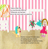 Andrew The Blue-Eared Puppy (Written by Marla Huehmer, illustrated by Natasha Huehmer)