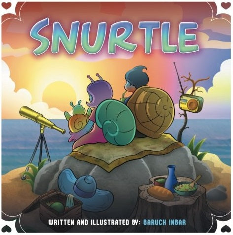 SNURTLE (Written and illustrated by Baruch Inbar)