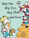 Step One, Step Two, Step Three and Four Paperback (Written by Maria Ashworth; Art by‎ Andreea Chele)